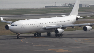 For sale 2000 YOM Airbus A340-300. Seat configuration: 90 Flat bed executive. EASA registration