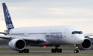 Airbus A350-900 for lease ACMI, wet lease, dry lease