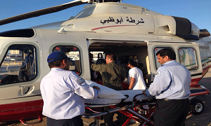 Middle East medical evacuation, Abu Dhabi Aviation provides 24-hour Medical Evacuation (MEDEVAC), Royal Jet, Aero-Medical Evacuation (AME), Air Ambulance Dubai
