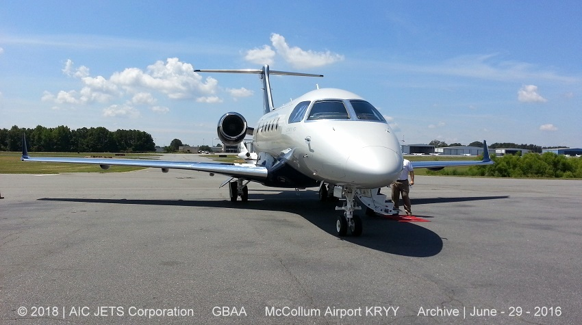 Embraer Legacy 450 static display |  Aircraft Dealer and Broker USA | USA Aircraft Brokers | AIC JETS Corp. - Group of Companies