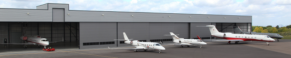 business aviation FBO and MRO hangar and terminal space for sale and lease | AIC JETS Corp. - Group of Companies