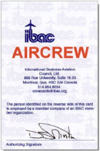 Aircrew ID back