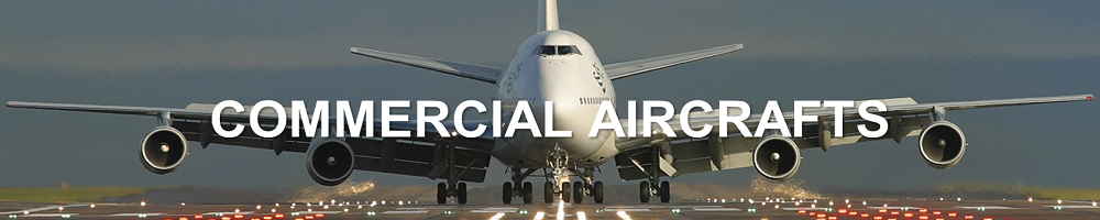 Commercial aircrafts. AIC JETS Corporation executive aircrafts for sale in USA, Europe, UAE, Hong Kong and Australia.