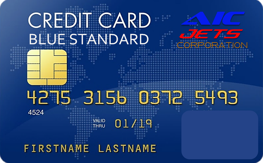 Corporate Credit Card | Platinum Corporate Credit Card | Visa Corporate Credit Card | Aircraft and Helicopter Dealer and Broker USA | VISA Corporate Credit Card | Corporate Fuel Credit Card | USA Aircraft Brokers | AIC JETS Corp. Blue Credit Card | Corporate business credit card | Corporate membership credit card