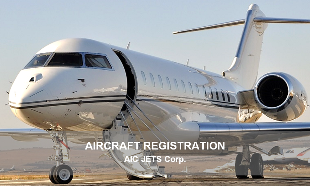 Private Jets Registration | Aircraft Registration | Aircraft Registry | Aircraft Broker and Dealer USA | AIC JETS Corporation offers for sale, purchase and lease commercial and executive aircrafts for sale in USA, Europe, UAE, Hong Kong and Australia. Aircraft registration in USA and offshore zone