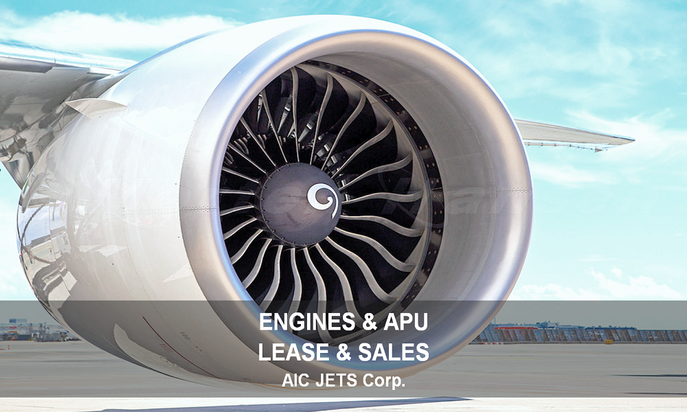 Aircraft Engines and APU for Sale and Lease |  Pratt & Whitney, General Electric, CFM International, Rolls-Royce and International Aero Engines for sale and lease | AOG aviation service and international support
