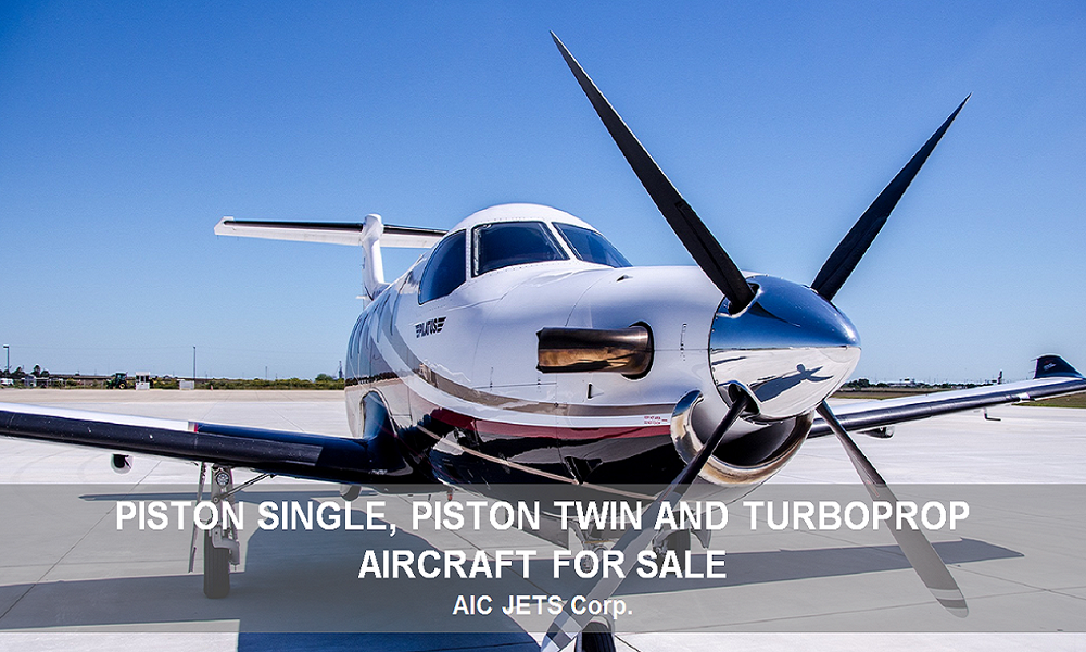 Aircraft Broker and Dealer | USA Aircraft Brokers | Single engine, twin engine, turboprop aircraft for sale in USA, Europe, UAE, Hong Kong and Australia | Aircraft Dealer USA | Aircraft Sales USA |  AIC JETS Corp. - Group of Companies