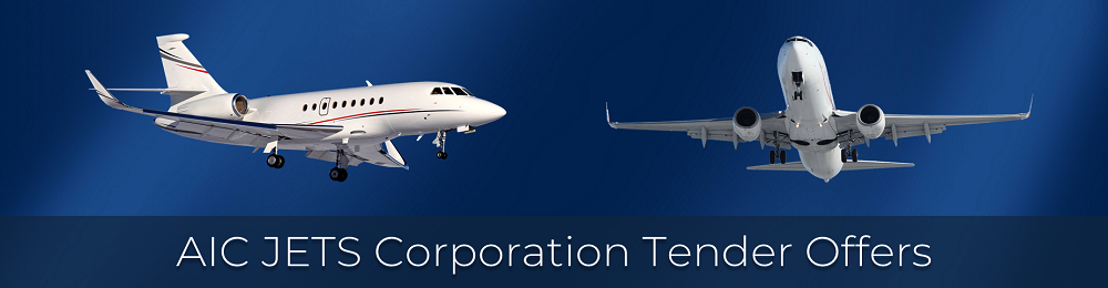 Tender Offers | Registration of Suppliers and Contractors | Corporate Shares | Accredited and Certified Aircraft Broker | Accredited and Certified Aircraft Dealer | AIC JETS Corporation - Group of Companies