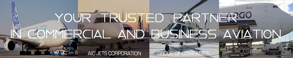 Aircraft Dealer and Broker | Business Jets for Sale | Helicopters for Sale | AIC JETS Corp. - Group of Companies | Commercial Aircraft, Business Jet and Helicopter Sales