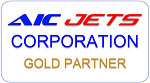 Gold Partner of AIC JETS Corporation