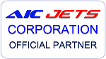 AIC JETS Corporation Official Partner