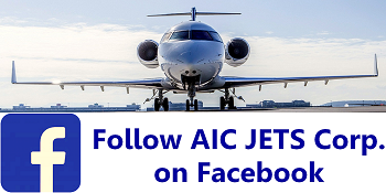 Follow AIC JETS Corp. - Group of Companies on Facebook | Commercial Aircraft For Sale And Lease | Private Jet For Sale | Helicopter For Sale | Private Jet Broker | Aircraft Broker and Dealer USA | USA Aircraft Brokers