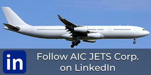 Follow on LinkedIn AIC JETS Corporation - Group of Companies | Commercial Aircraft For Sale And Lease | Business Aircraft For Sale | Helicopter For Sale